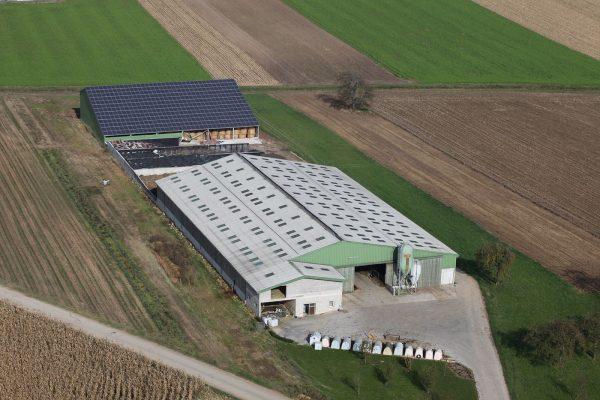 Installation photovoltaïque Batzendorf 67500