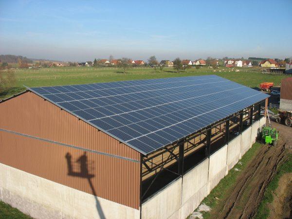 Installation photovoltaïque Surbourg 67250