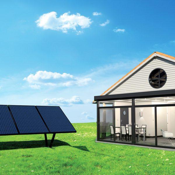 r-volt by Systovi aérovoltaique disponible chez Greiner énergies