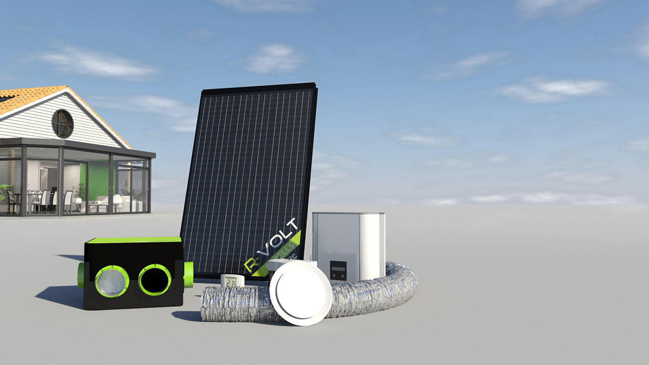 A rovolta que le solaire en autoconsommation greiner for Assainissement air maison