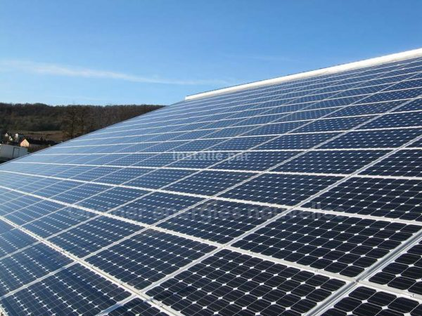 Installation photovoltaïque wagen 67520