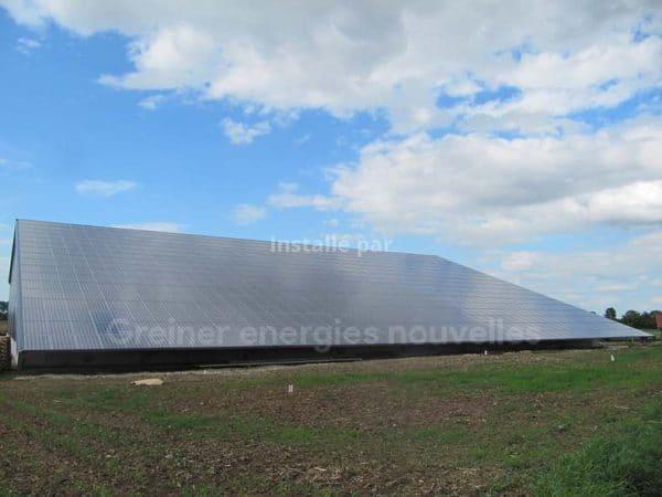 Installation photovoltaïque Furdenheim 67117