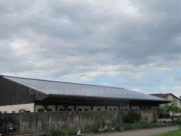 Installation photovoltaïque Dachstein 67120