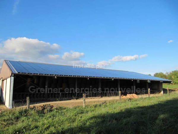 Installation photovoltaïque Siewiller 67320