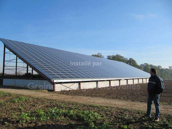 Installation photovoltaïque Reitwiller 67370