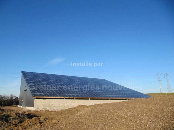 Installation photovoltaïque Neewiller 67630