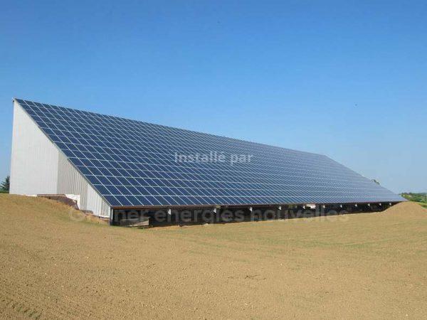 Installation photovoltaïque Wickersheim 67270