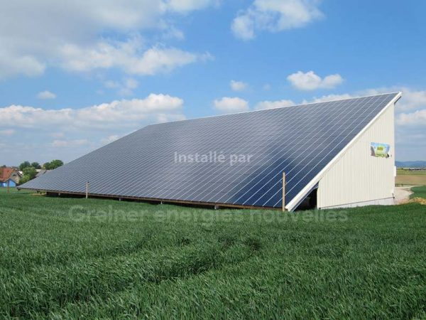 Installation photovoltaïque Kindwiller 67350