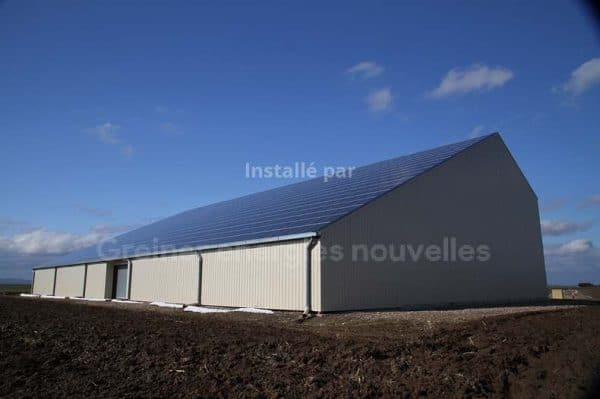 Installation photovoltaïque Dingsheim 67370