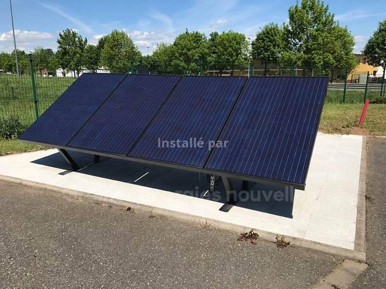 Photovoltaïque autoconsommation