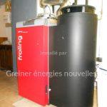 Chaudiere granules - Marmoutier