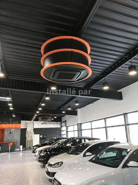 TBV automobiles climatisation