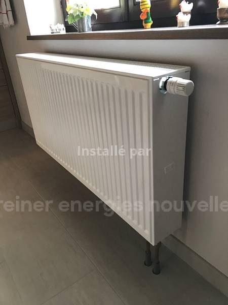 Création réseau de radiateur