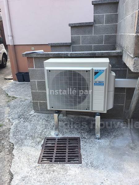 Climatisation unités extérieure 5MX Lupstein