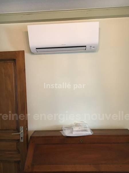 Climatisation_Haguenau Unité intérieure