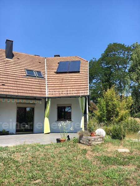 Installation chaudière gaz et panneaux solaires thermiques Marienthal 67500