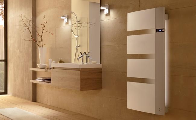 Sensium radiateur s che serviette atlantic - Puissance seche serviette salle de bain ...