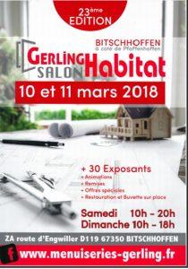 Salon de l'habitat Gerling 2018