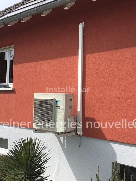 Climatisation reversible - Soufflenheim