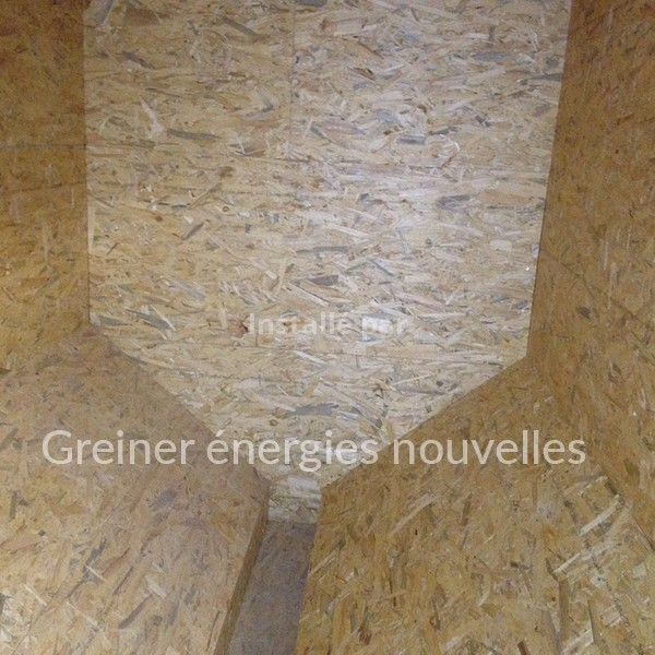 Chaudiere granules - Neuwiller
