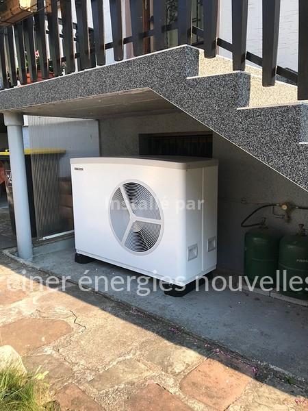 Pompe a chaleur - Uberach VDM